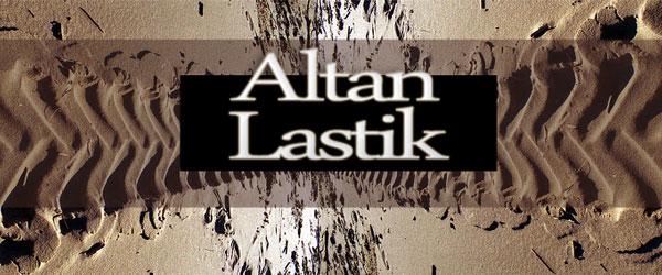 Altan Lastik Grafik Tasarımı