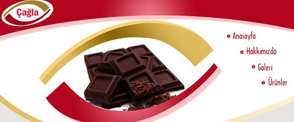 Çağla Çikolata Arayüz Tasarımı