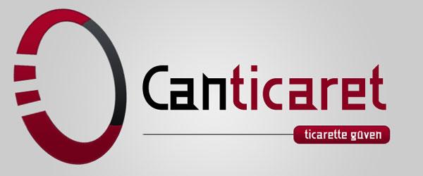 can ticaret logo tasarımı