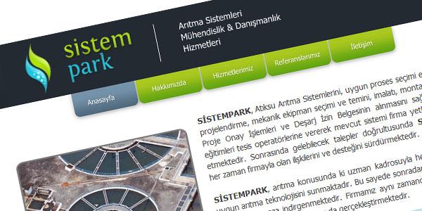 sistemparkwebtasarimi