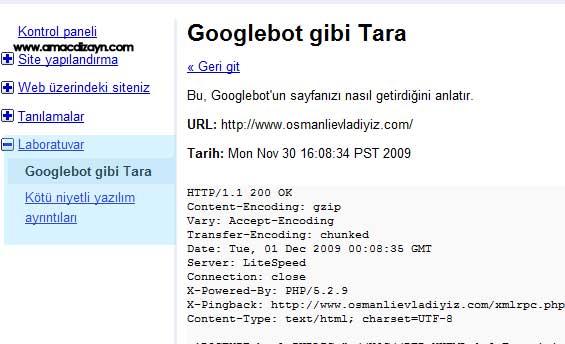 googlelaboratuvar